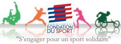 fondation du sport